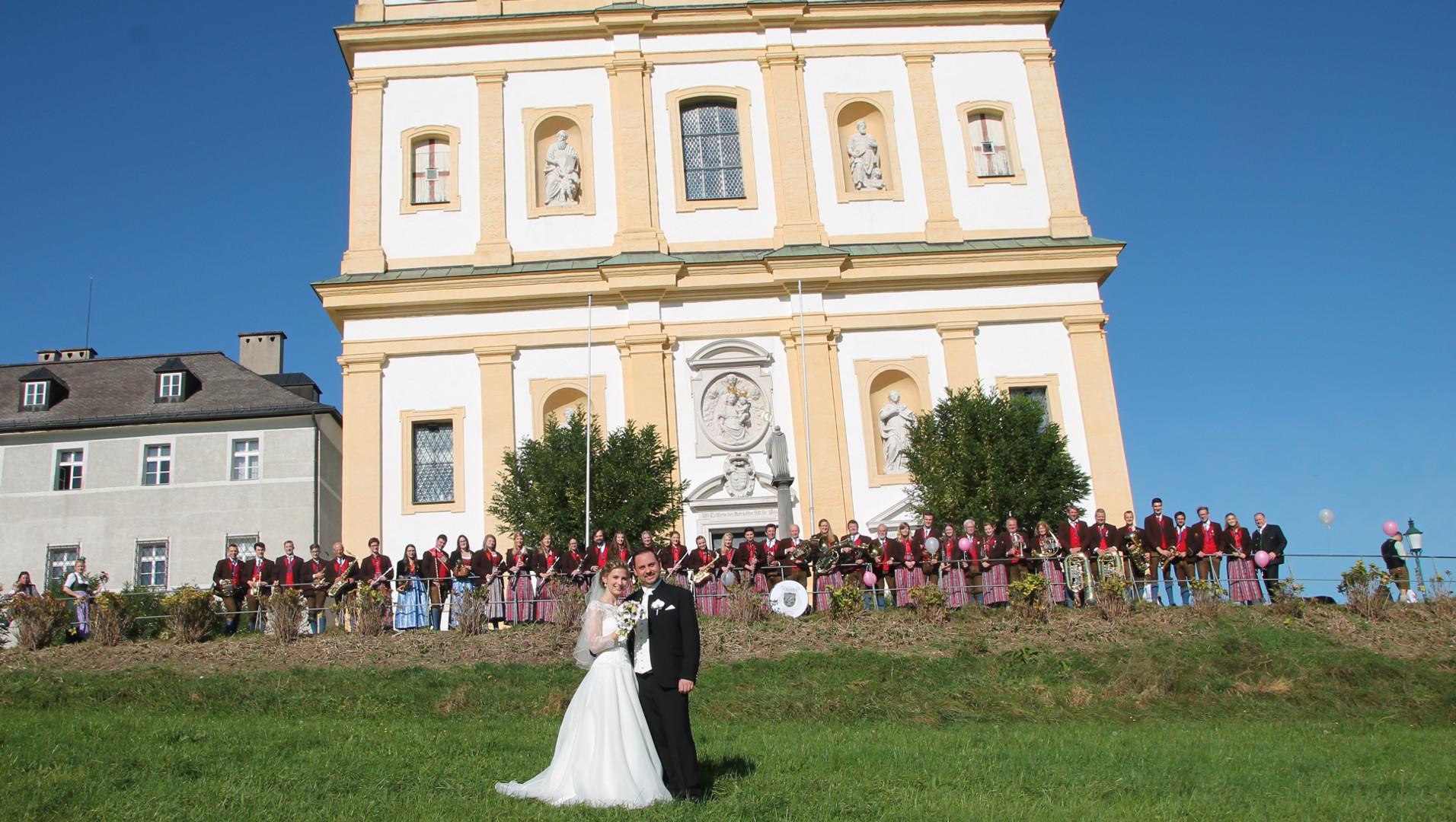 Hochzeit Daniela und Sebastian