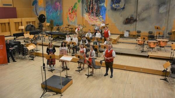 Jugendorchesterwettbewerb